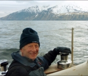 In the Aleutians, on the way to the North West Passage - 2008