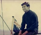 First Fastnet race in 1961